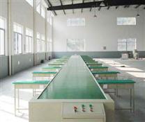 防静电皮带流水线(放静电工作台输送机)
