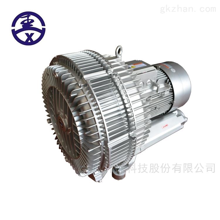大功率双叶轮旋涡气泵 钢化炉降温用风机