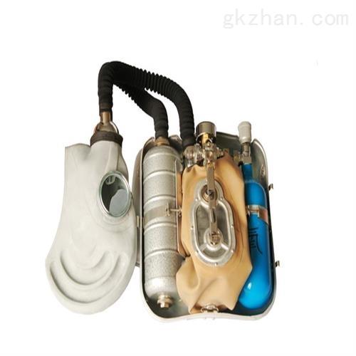 隔绝式负压氧气呼吸器 现货