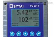 智能PH/ORP控制器兼带温度控制功能