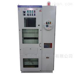 压缩机配套使用7寸触摸屏防爆正压柜
