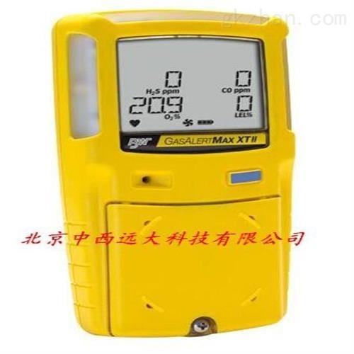 泵吸式四合一气体检测仪(中西器材)现货