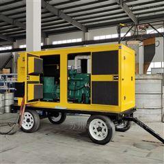 380V三相潍柴四缸30KW静音柴油发电机带ATS自启动