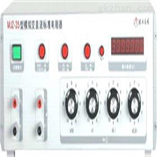 模拟交直流标准电阻器(中西器材)现货