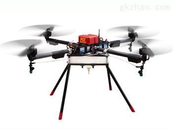 遥控喷洒农药无人飞机