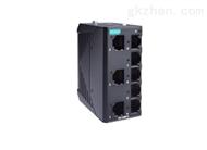 EDS-2008-EL 系列 8 端口入门级非网管型以太网交换机