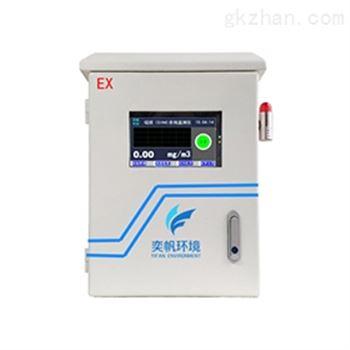 工厂防爆型硅烷有毒气体检测仪在线分析仪气