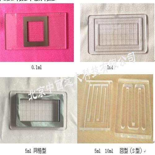 浮游生物计数框(中西器材)现货