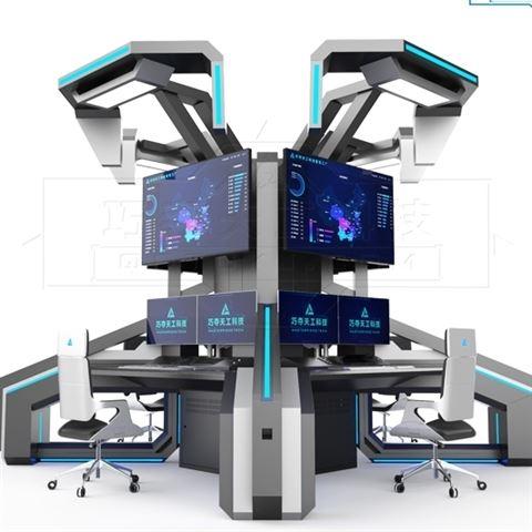 大数据智控设备数据展示分析操作台