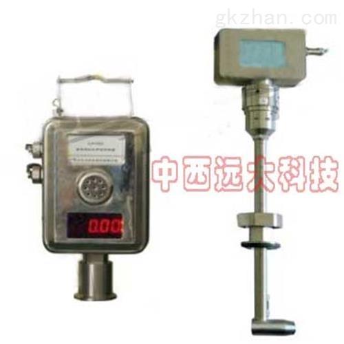 管道瓦斯气体综合参数测定仪 仪表