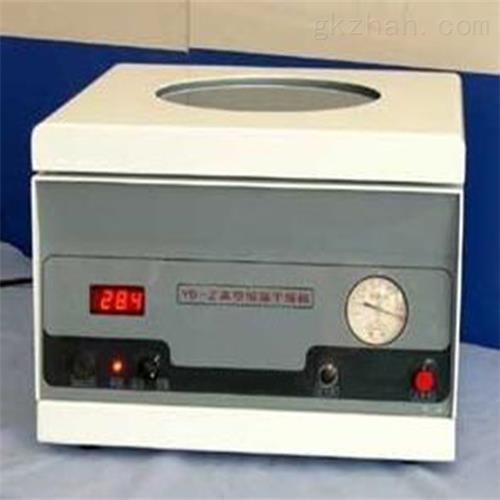 真空恒温干燥箱 仪表