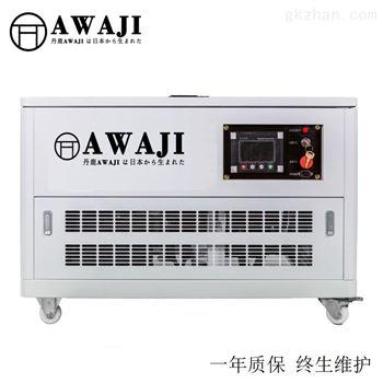 全自動10KW水冷靜音汽油發電機報價