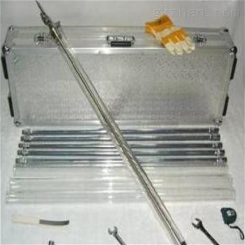 活塞式柱状沉积物采样器 仪表