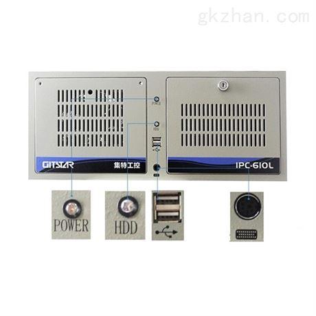 GITSTAR集特 上架式工控机酷睿4代麒麟系统