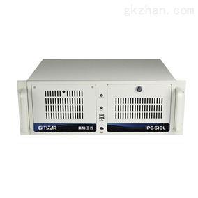 IPC-610LGITSTAR集特4U工控機雙網六串口win7/10