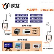 达泰 人机界面和pLc无线通讯