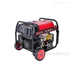 SC12000E神驰9KW风冷汽油发电机三相380V电站