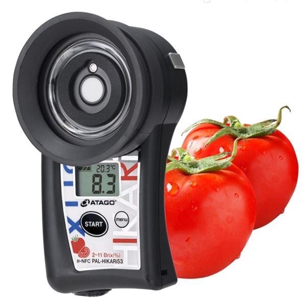 ATAGO(爱拓)便携式西红柿番茄无损糖度计