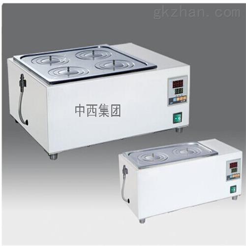 数显电热恒温水浴锅 仪表