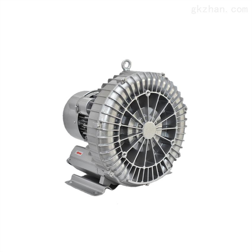 双段旋涡气泵 双叶轮旋涡气泵