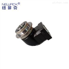 精密斜齿轮行星减速机60/90/120 750W伺服电机减速器