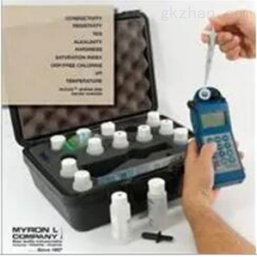 美国麦隆多参数水质分析仪 仪表
