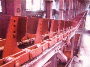 双排套筒滚子链SFL型水封拉链输送机