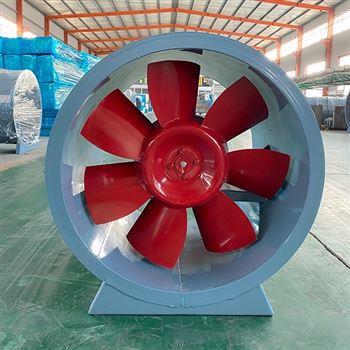 消防高温排烟风机,消防排烟型轴流风机