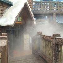 公園噴霧降溫系統