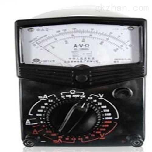 机械万用表 仪表