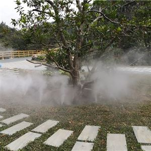 PC-550PG公园造雾设备