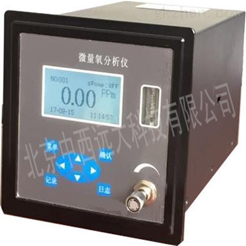 微量氧分析仪(便携式) 仪表