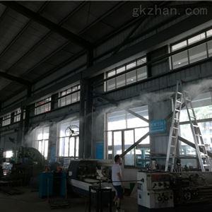 PC-300PJ钢结构厂房喷雾降温设备安装