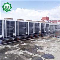 空调室外机喷雾散热方案