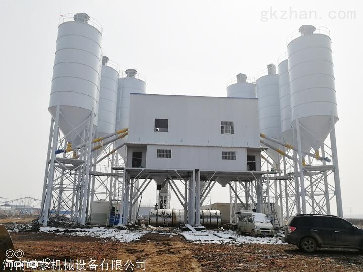 120混凝土搅拌站厂 小型混凝土搅拌站 规格齐全
