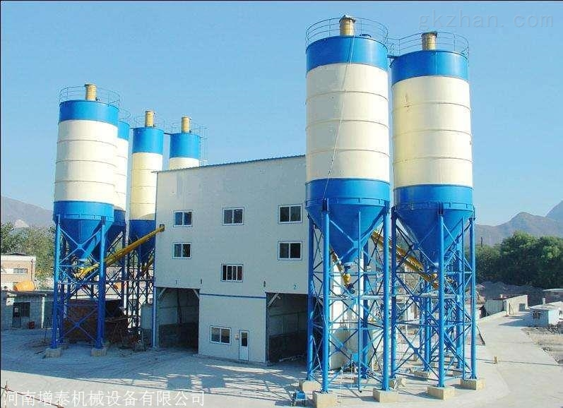 60混凝土搅拌站厂 预拌混凝土搅拌站 货源供应商