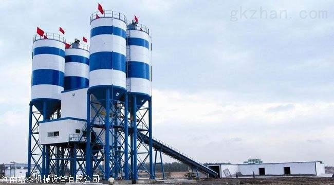 商混搅拌站价钱 混凝土搅拌站系统 货源供应商