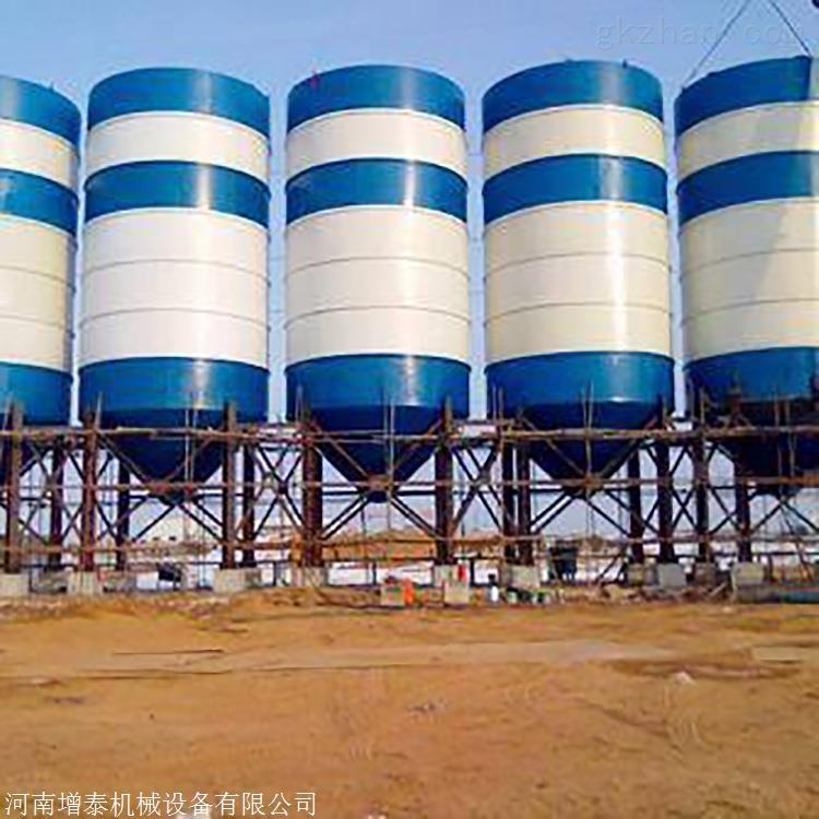 水泥砂浆罐造价 立式散装水泥搅拌罐 质量保证