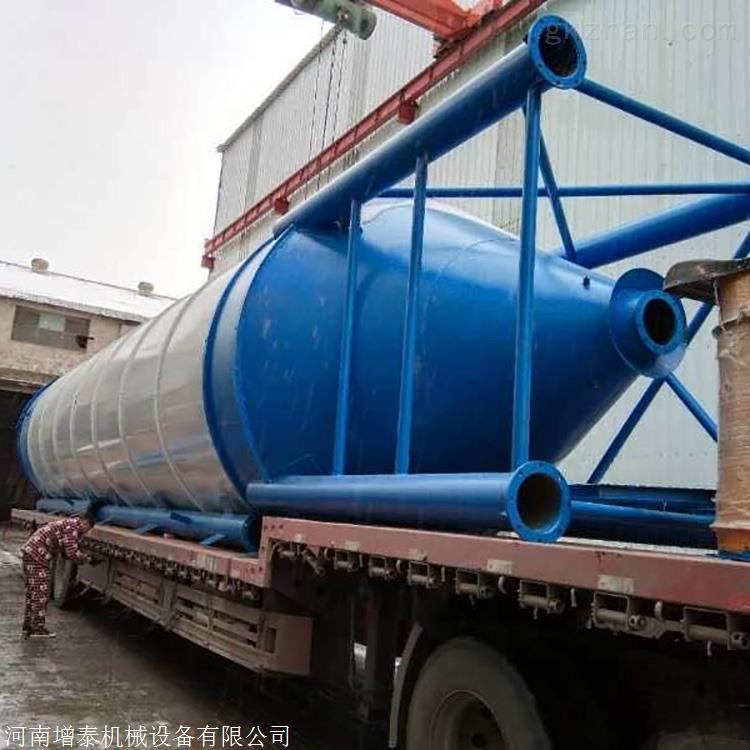 水泥罐设备供应厂家 多功能砂浆水泥罐 价格实惠
