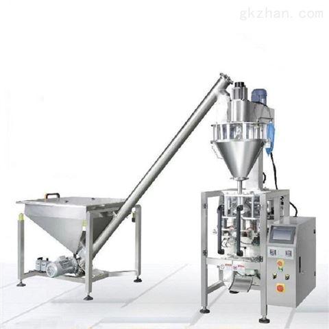 立式化工粉末小型自动包装机-不锈钢粉末计量包装机供应商