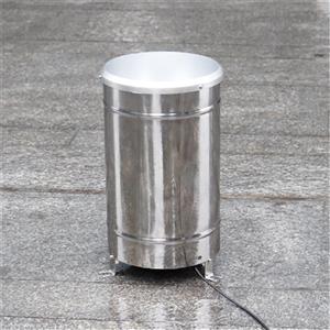 RS-YL-*-1建大仁科 翻斗式雨量计 半不锈钢雨量桶