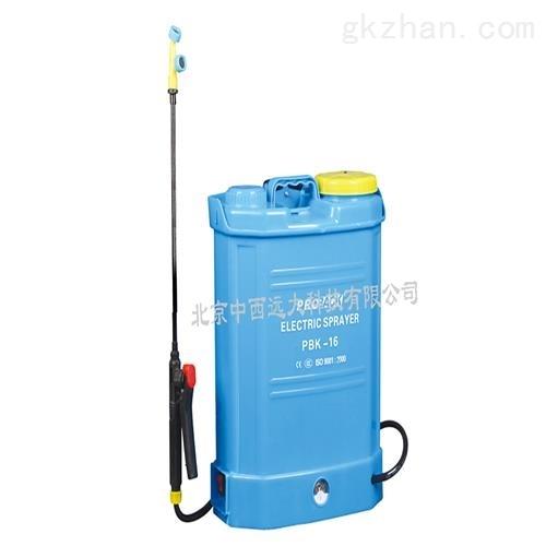 背负式电动喷雾器(中西器材)仪表