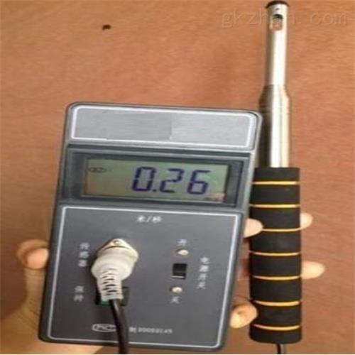 热球式风速仪 仪表