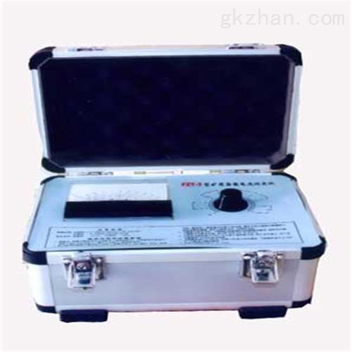 矿用杂散电流测试仪(中西器材)仪表