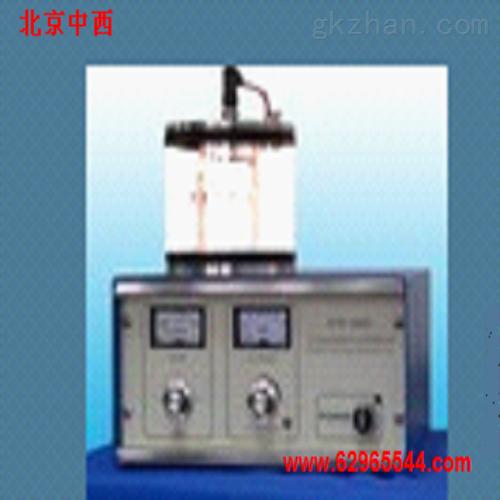 小型离子溅射仪 仪表