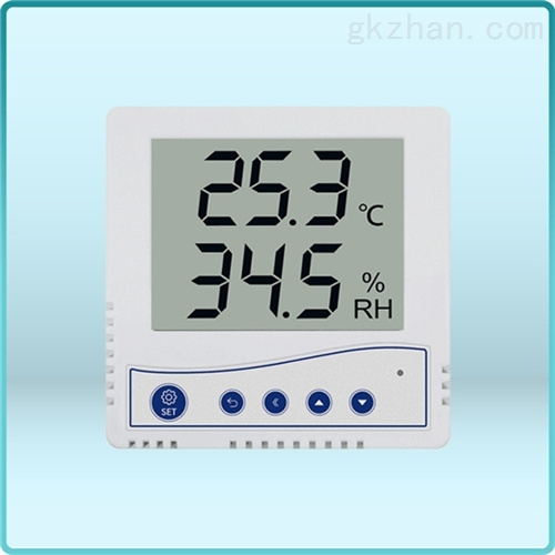86壳液晶温湿度传感器变送器 485型