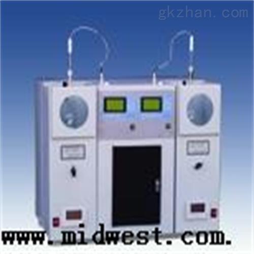 自动馏程测定仪(双管) 仪表
