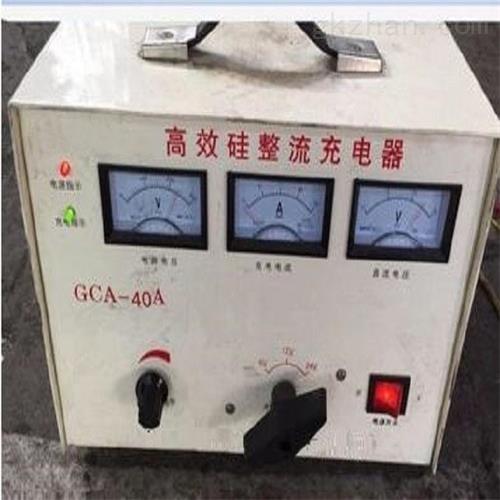 GCA型硅整流充电机 仪表