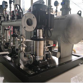 德尔 无负压二次供水设备 智能变频