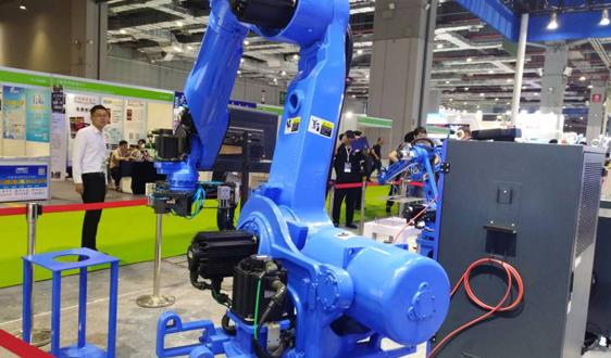 2020年中国工业机器人行业市场需求现状分析 自主品牌占有率进一步提升